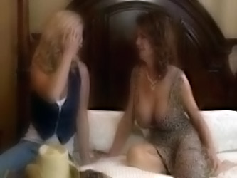 Busty Milf Deauxma Squirting In...