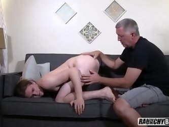 Straight Curious Teen Gets Barebacked By...