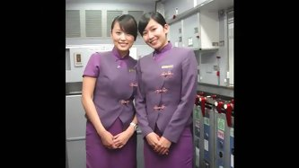 Asia of a certain airline cabin attendant...