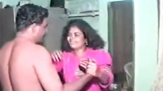 Aged Indian Couple Makes Porn