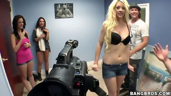 Brittney Banxxx, Courtney Taylor and...