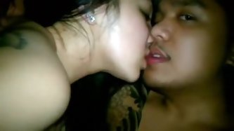 Hot Asian Girl Giving a Great BJ