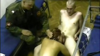 Some amateur slut got fucked by a group of...