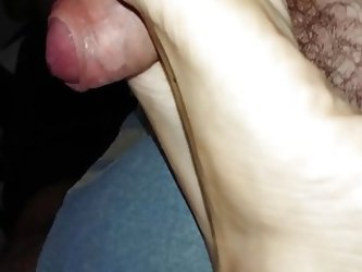 Footjob My Wife 3