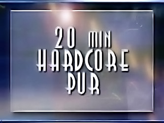 20 Minutes Pure Hardcore- German...
