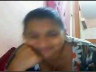 Indian Cheating Housewife Deepa From...