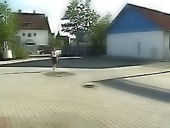 Cute German Girl Gets Gangbanged...
