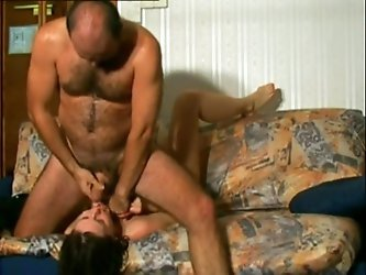 Amateur of a first meeting 14
