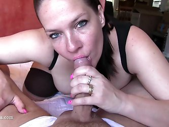 Passionate Real Amateur Sex - Azzurra