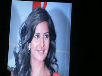 Tribute To Indian Actress Katrina