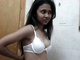 My hot beautiful Indian amateur college...