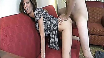 SKINNY MOM STACEY AND SON 1