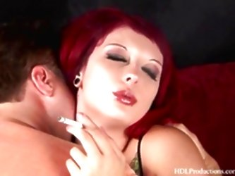 Jessie Lee- Smoking Fetish At Dr...