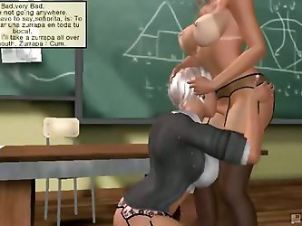 Tranny School fantasy from a member of...