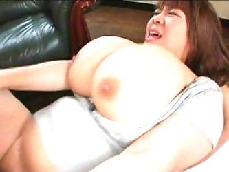 Huge Asian Tits Jiggling