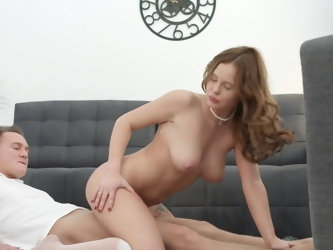 Shakila Asti anal fucked and creampied in...
