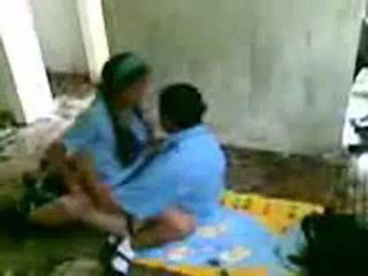 Indian Teenage School Girl Fucking With...