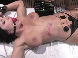 Electrical Devices to Torture a Submissive...