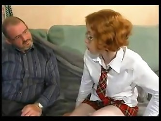 STP4 Nervous Pretty Student Gets A Lesson...