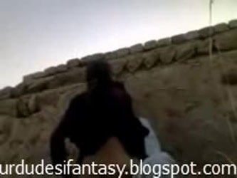 Pathan girl having sex with her cousin - v...