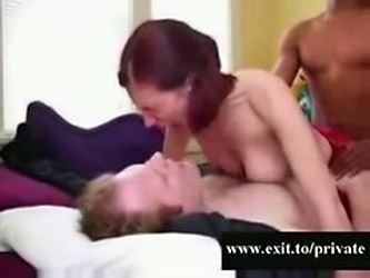 Interracial Dp With My Girlfriend April